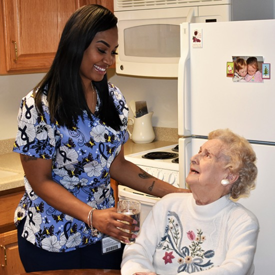 Assisted Living at Maple Knoll